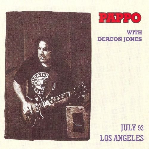 Pappo With Deacon Jones - July 93 Los Angeles (1994)