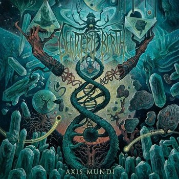 Decrepit Birth - Axis Mundi (Digipak Edition) (2017)