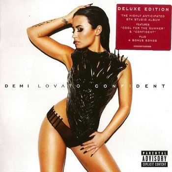 Demi Lovato - Confident (Deluxe Edition) (2015)