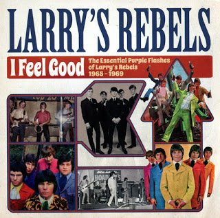 Larry's Rebels - I Feel Good The Essential Purple Flashes Of Larry's Rebels (2015)