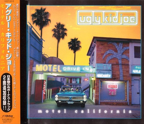 Ugly Kid Joe - Motel California (1996) [Japan Edit.]
