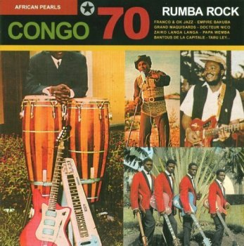 VA - African Pearls: Congo 70 - Rumba Rock [2CD Set] (2008)