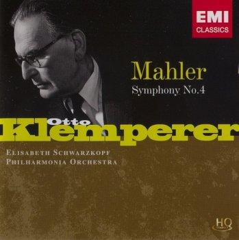 Otto Klemperer & Elisabeth Schwarzkopf - Mahler: Symphony No. 9 [Limited Edition] (2010) [HQCD]