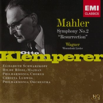 Otto Klemperer - Wagner: Wesendonk Lieder & Mahler: Symphony No.2 [2CD Limited Edition] (2010) [HQCD]