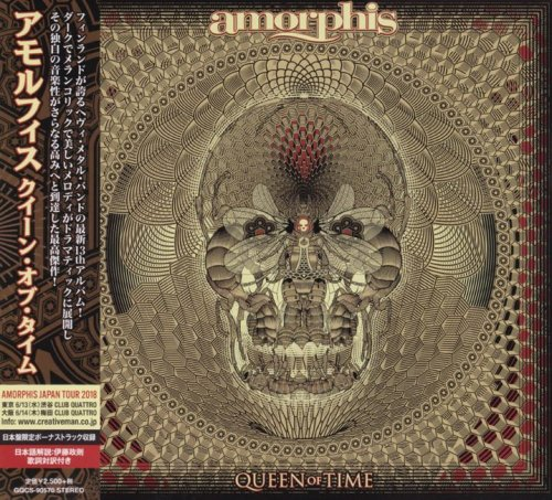 Amorphis - Queen Of Time [Japanese Edition] (2018)