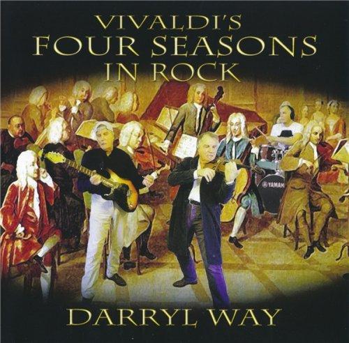 Darryl Way - Vivaldi's Four Seasons In Rock (2018)