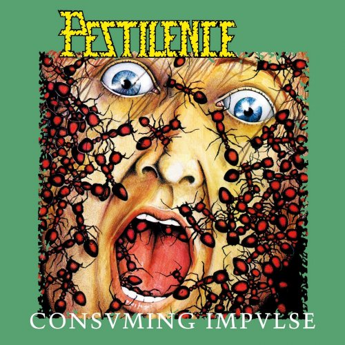 Pestilence - Consuming Impulse [2CD] (1989) [2017]