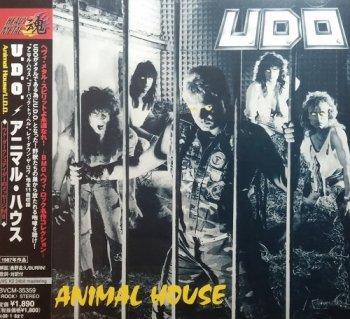 U.D.O. - Animal House (Japan Edition) (2008)