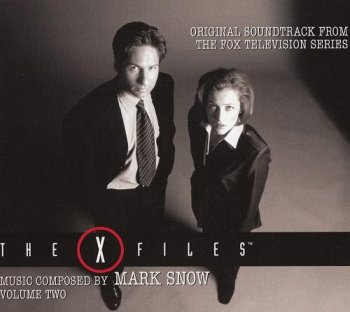 Mark Snow - The X-Files OST - Volumes Two (2013)