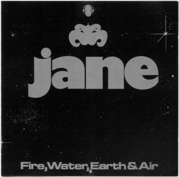 Jane - Fire, Water, Earth & Air (1976)