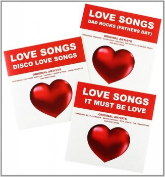 VA - 300 Hits: Love Songs [15CD Box Set] (2012)