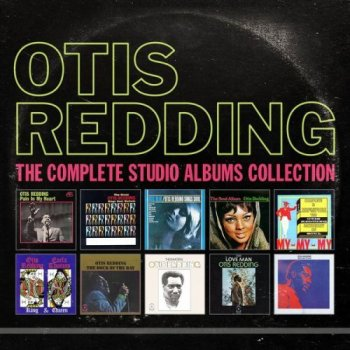 Otis Redding - The Complete Studio Albums Collection [10CD Box Set] (2015)
