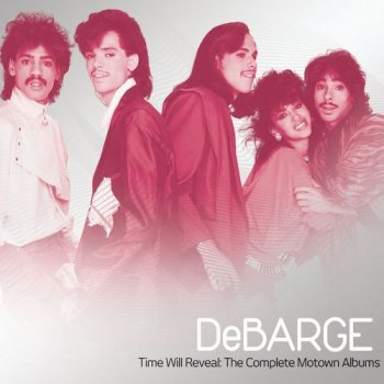 DeBarge - Time Will Reveal: The Complete Motown Albums [3CD Box Set] (2011)