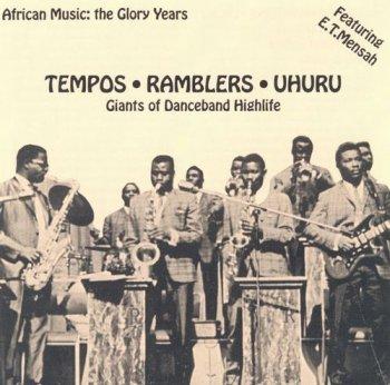 VA - Giants of Ghanaian Danceband Highlife 1950s-1970s (1990)