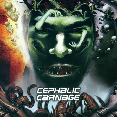 Cephalic Carnage - Conforming to Abnormality (1998, Remastered 2008)