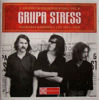Grupa Stress - Nagrania Radiowe Z Lat 1972 - 1979 [2 CD] (2008)