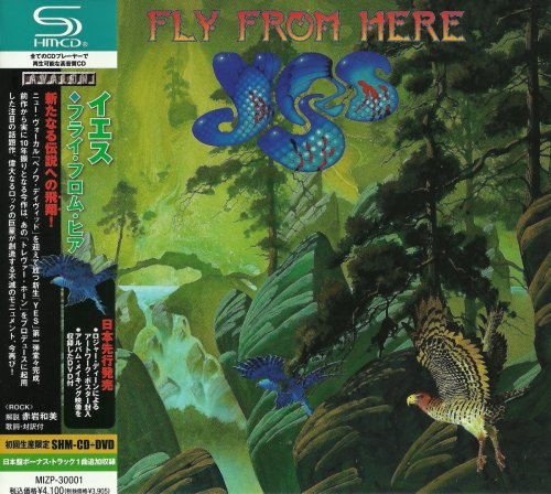 Yes - Fly From Here [Japanese Edition] (2011)
