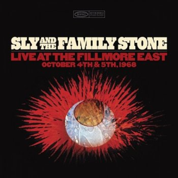 Sly & The Family Stone - Live at the Fillmore East October 4th & 5th 1968 (2015) [Hi-Res]