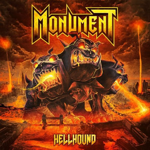 Monument - Hellhound [Limited Edition] (2018)