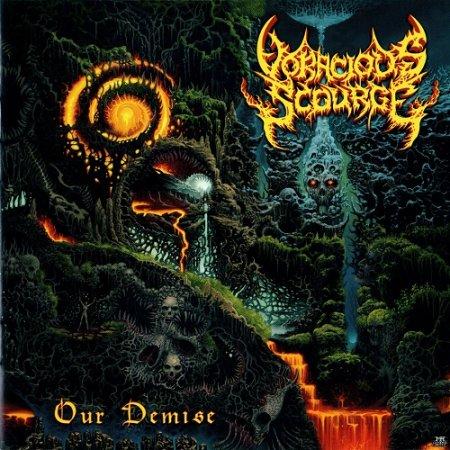 Voracious Scourge - Our Demise (EP) 2018