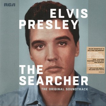 Elvis Presley - The Searcher (Deluxe Edition) (2018)