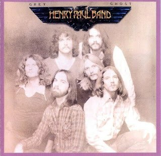 Henry Paul Band - Grey Ghost (1979)
