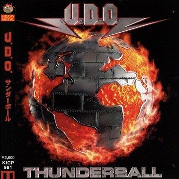 U.D.O. - Thunderball (Japan Edition) (2004)