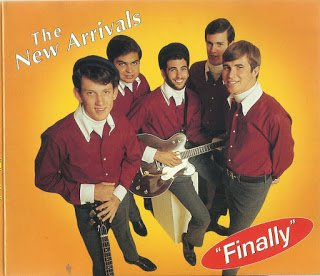 The New Arrivals - Finally (2002)