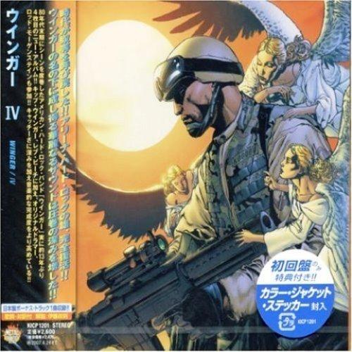 Winger - IV (2006)  [Japan Edit.]