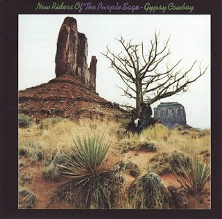New Riders Of The Purple Sage - Gypsy Cowboy (1972)