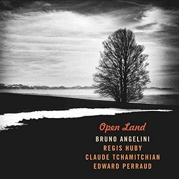 Bruno Angelini - Open Land (2018)