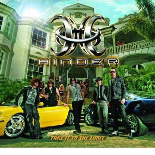 Hinder - Take It To The Limit [Best Buy Exclusive Edit.] (2008)