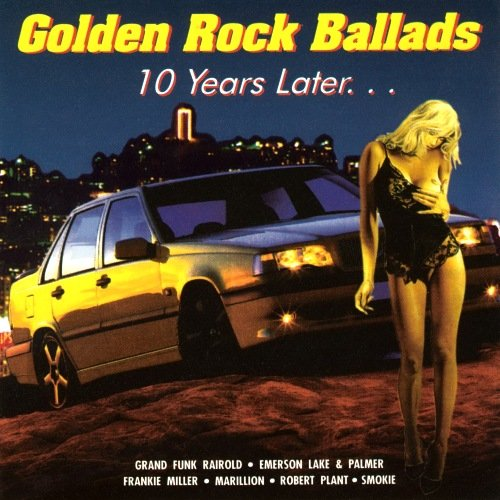 VA - Golden Rock Ballads Vol. 2: 10 Years Later (1996)