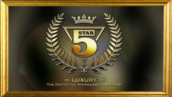 Five Star: The Definitive Anthology 1984-1991 / 10-Disc Box Set Edsel Records