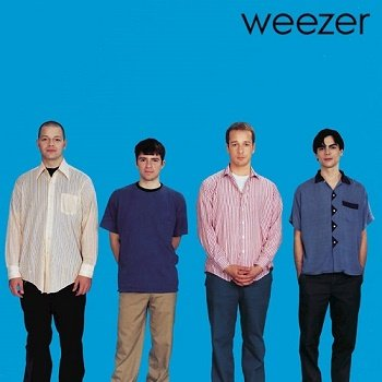 Weezer - Weezer [Blue Album] (Japan Edition) (1995)