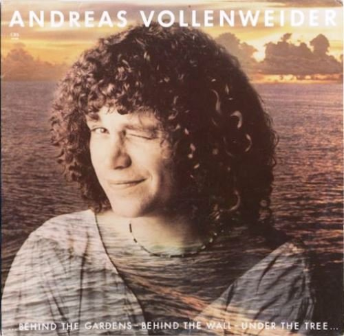Andreas Vollenweider - Behind The Gardens - Behind The Wall - Under The Tree (1982) [Vinyl Rip 24/192]