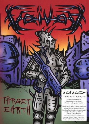 Voivod - Target Earth [2CD] (2013)