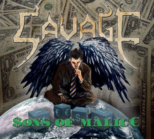 Savage - Sons Of Malice (2012)