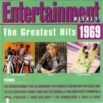 VA - Entertainment Weekly - The Greatest Hits 1969 (2001)