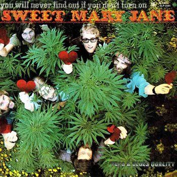 Peps & Blues Quality - Sweet Mary Jane (1969)