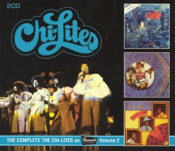 The Chi-Lites - Complete Chi-Lites on Brunswick Volume 2 [2CD Remastered Set] (2004)