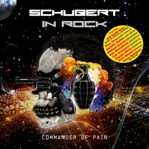 Schubert In Rock - Commander Of Pain (2018)