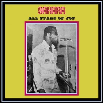 Sahara All Stars Band Jos - Sahara All Stars Of Jos (1976) [Reissue 2016]