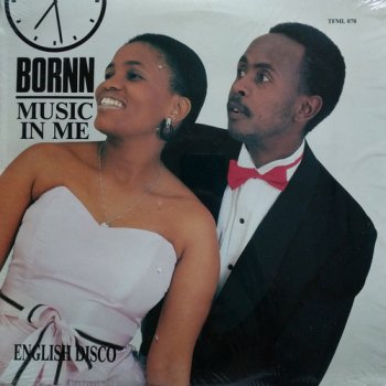 Bornn - Music In Me (1990) [Vinyl]