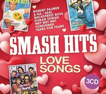 VA - Smash Hits - Love Songs [3CD Set] (2018)