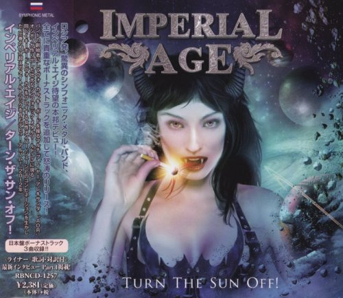 Imperial Age - Turn The Sun Off! [Japanese Edition] (2012) [2018]