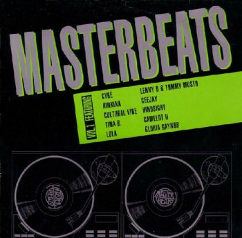 VA - Master Beats Vol. 1 (1987) [Vinyl]