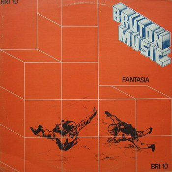 Brian Bennett - Fantasia (1980)