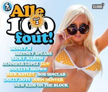 VA - Alle 100 Fout! - Deel 2 [5CD Box Set] (2012)