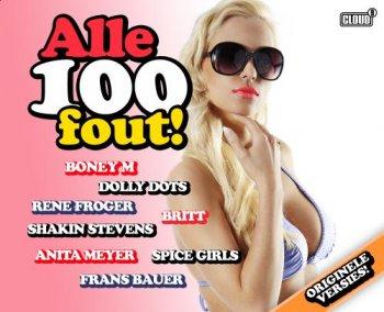 VA - Alle 100 Fout! - Deel 1 [5CD Box Set] (2011)